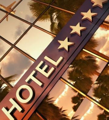 hotel departures