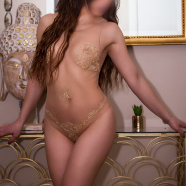 Victoria Russian tantra masseuse in Barcelona