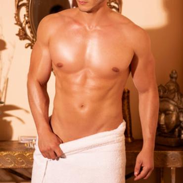 Nando erotic masseur for women