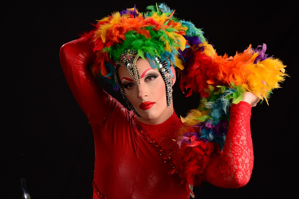 What is the difference between a transsexual, a transgender and a transvestite?